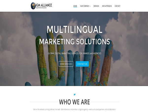 Global Marketing Firm